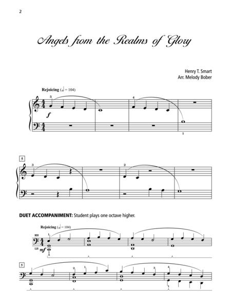 Grand Solos For Christmas Book 1 Book 1 Piano Music Books