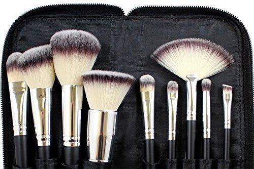 Brushes By Morphe Set 502 9 Piece Vegan Deluxe Brush Set Insider S Special Review You Can T Miss Read Makeup Brushes Vegan Makeup Brushes Makeup Brush Set Kvd vegan beauty mascara 'go big or go home' mascara in black mini 18. vegan makeup brushes makeup brush set