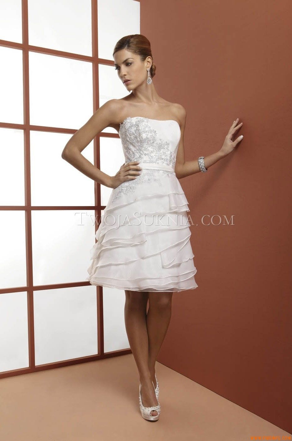 Vestidos de noiva OreaSposa L645 2013