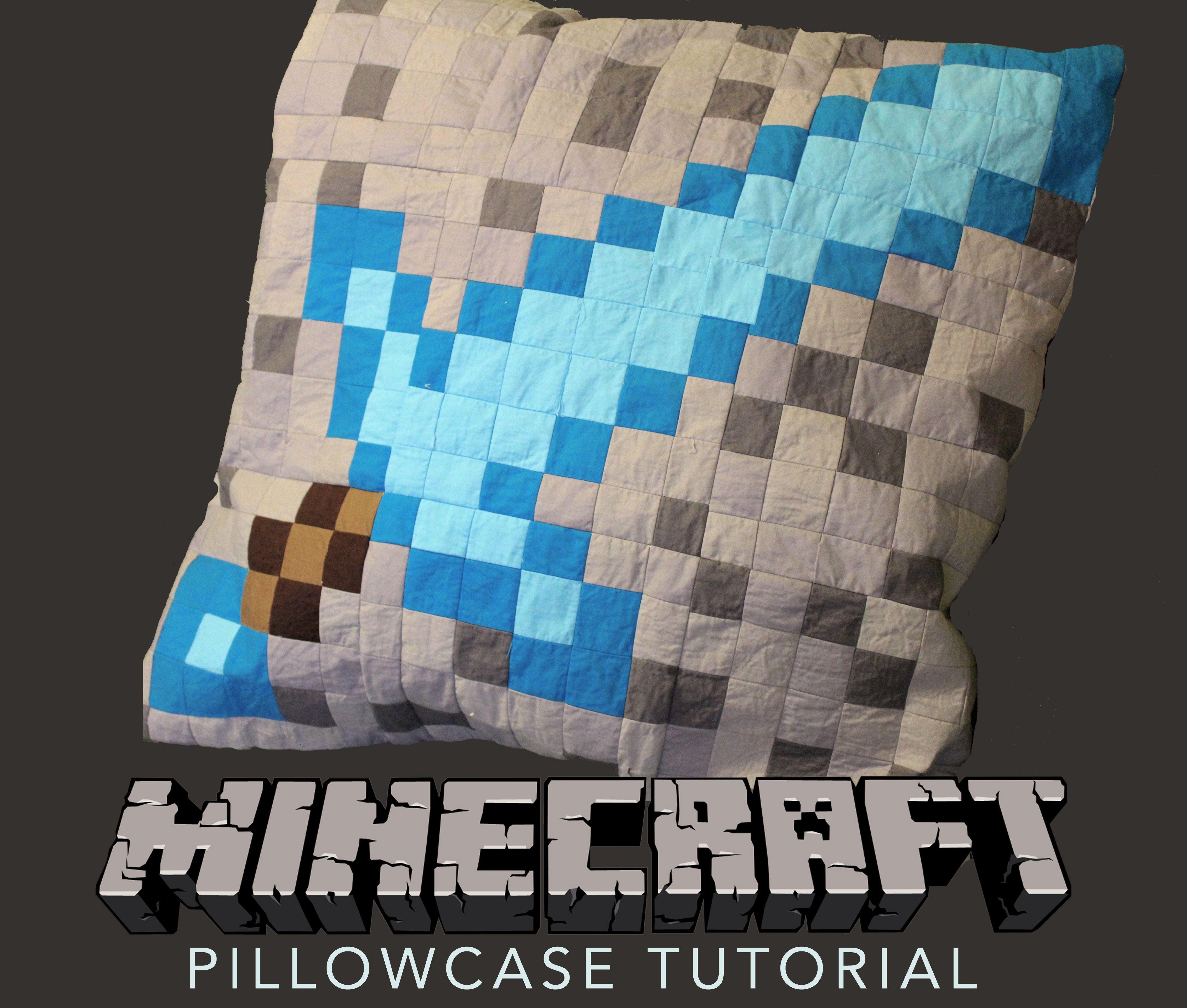 How to sew   Darling Mushroom   Minecraft STUFF ... - photo#39