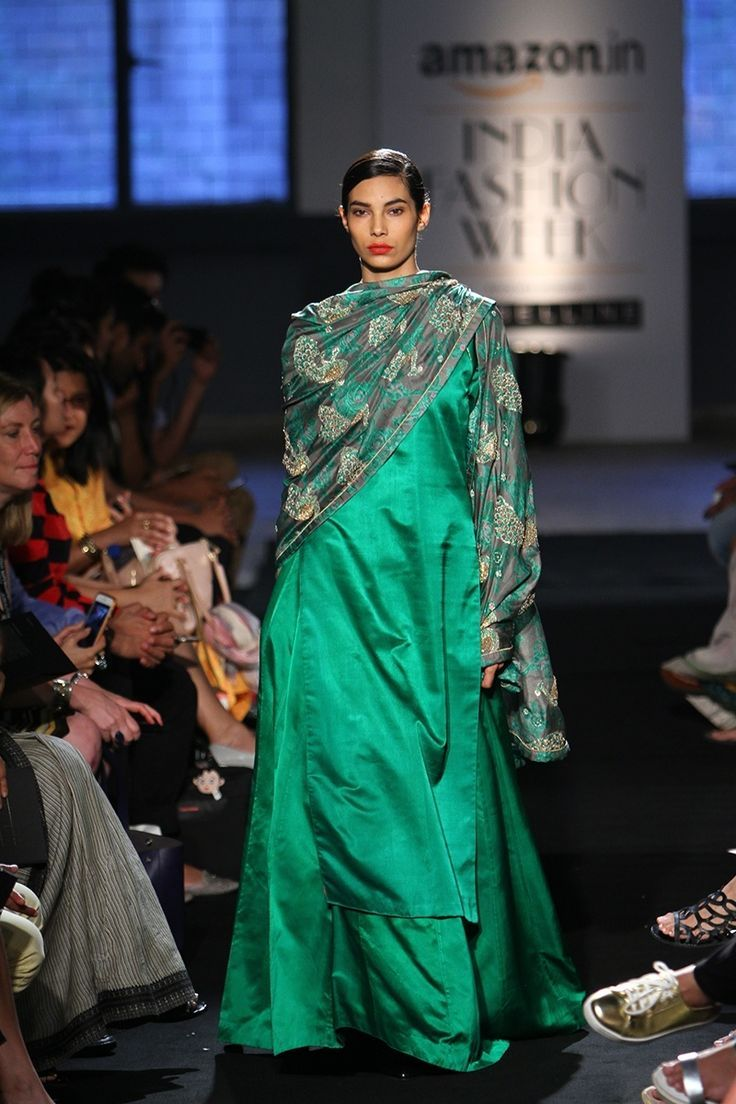 Kurta lehenga - Raw Mango by Sanjay Garg - What to wear to an Indian ...