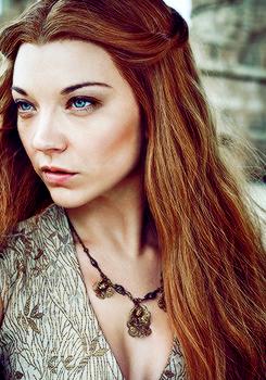 Kit Harington Game Of Thrones Season 6 Character Portraits Natalie Dormer Margaery Tyrell Portrait
