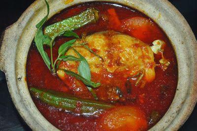 Resepi Ikan Tenggiri Masak Asam Pedas ~ Resep Masakan Khas