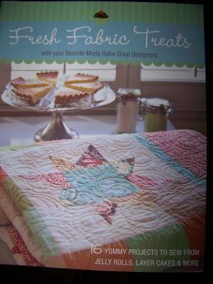 Moda Fresh Fabrics Book
