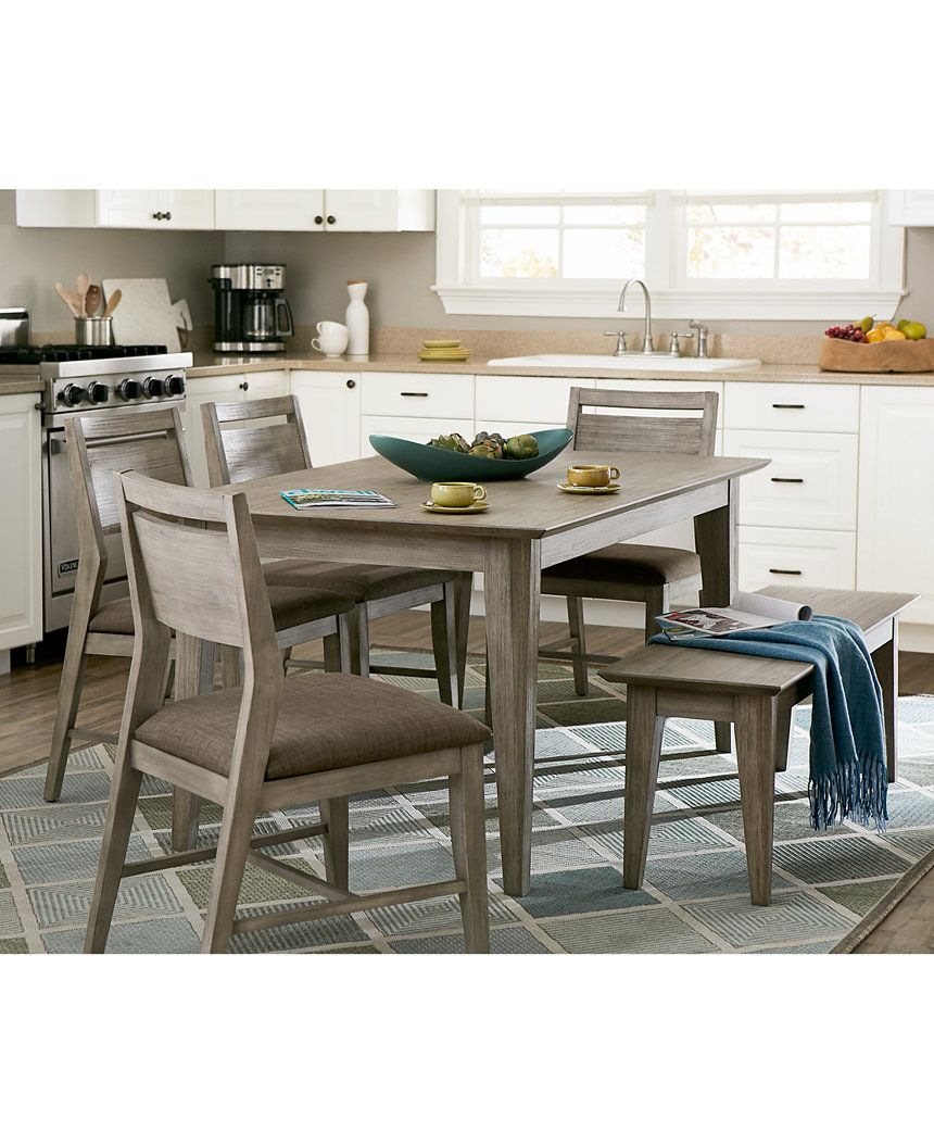Kips Cove Dining Bench Dining Room Chairs Benches Furniture