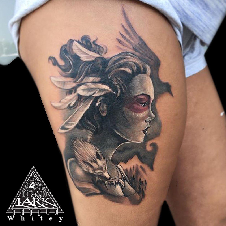ef2f87cd68fe2 Pin by Lark Tattoo on Lark Tattoo   Lark tattoo, Tattoo artists, Tattoos