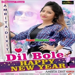 Dil Bole Happy New Year Amrita Dixit Happy New Year Mp3 2020 Free Download Superdhamaka Net Happy New Year New Album Song Happy New