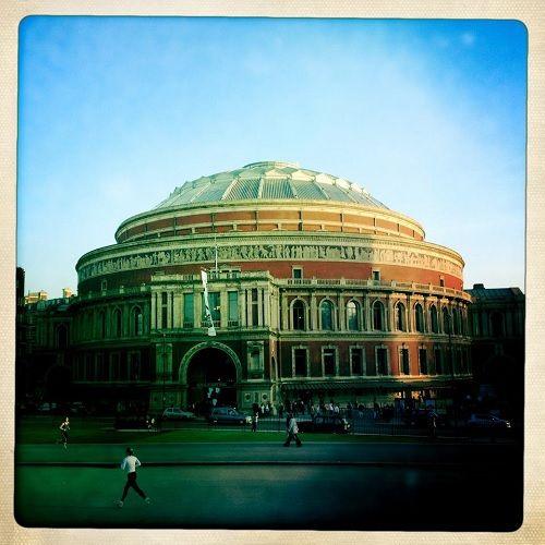 Self-guided Hyde Park and Kensington tour Albert Hall