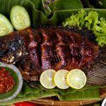 Resep Gurame Bakar Asam Manis Pedas Spesial Gurame Bakar Asam Manis Olahan Ikan Selera Nusantara Di Restoran Bale Ayu Wisata Kuliner