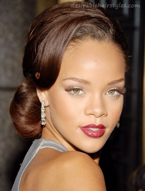 Rihanna Hairstyles Inspiration Rihanna Hairstyles Gallery  28 Rihanna Hair Pictures  22