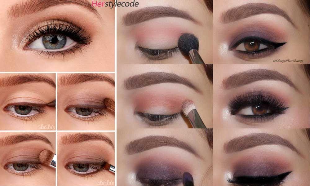 40 Hottest Smokey Eye Makeup Ideas 2020 Smokey Eye Tutorials For