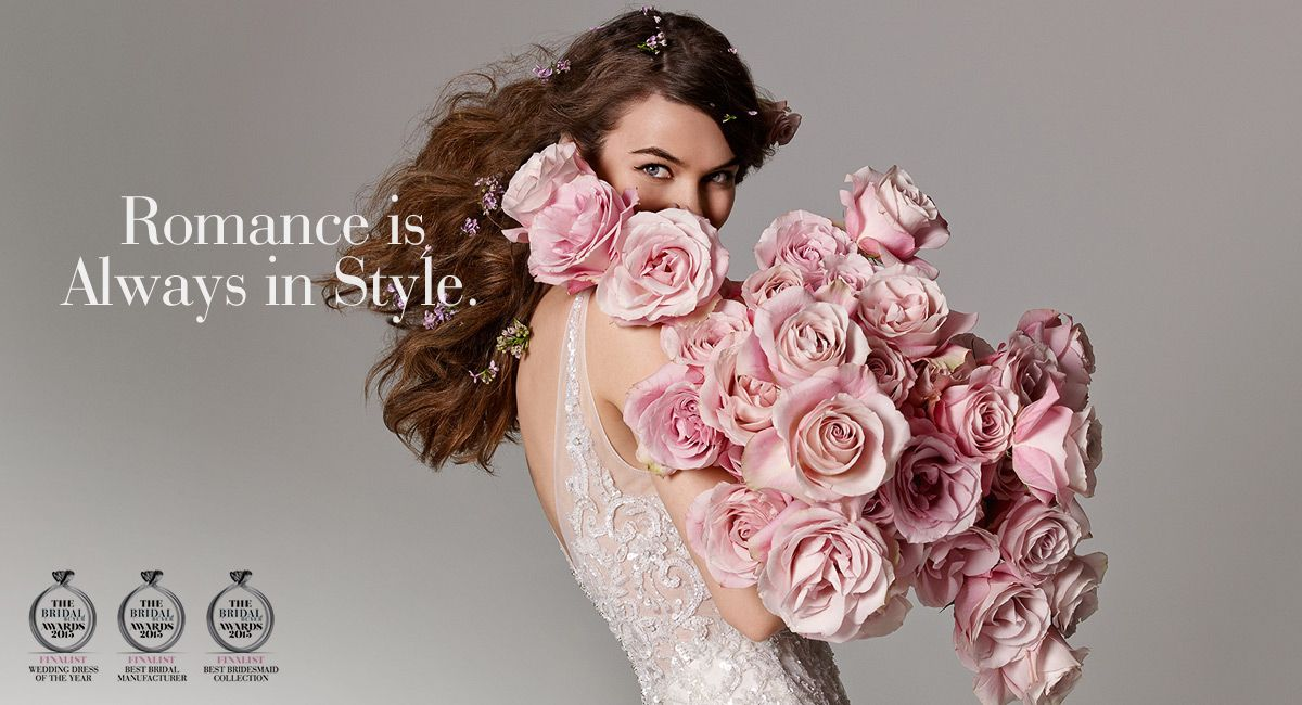 Designer Wedding Dresses, Lace Bridal, Gowns, Bridesmaid | Watters