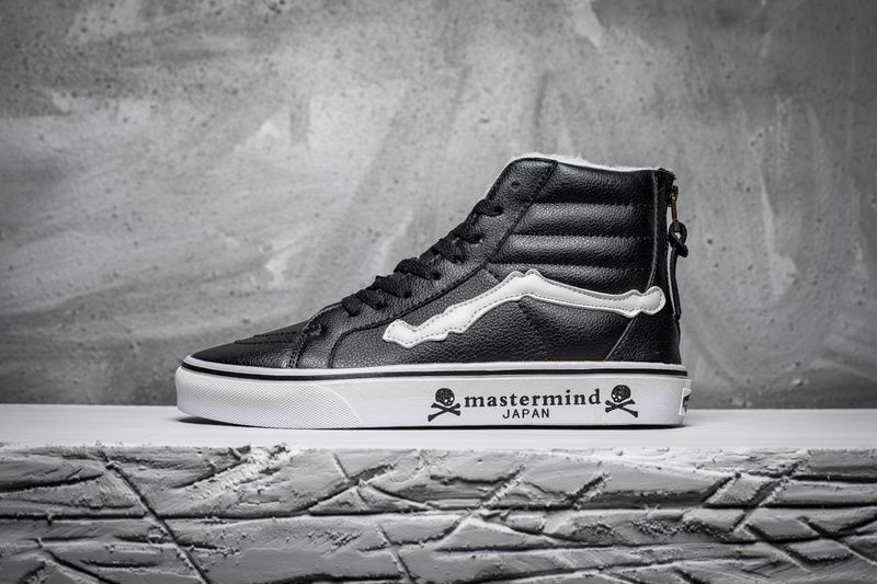 271c647e99 VANS Mastermind Japan x Vans Winter classic black and white cashmere JC02  40 ~ 4310