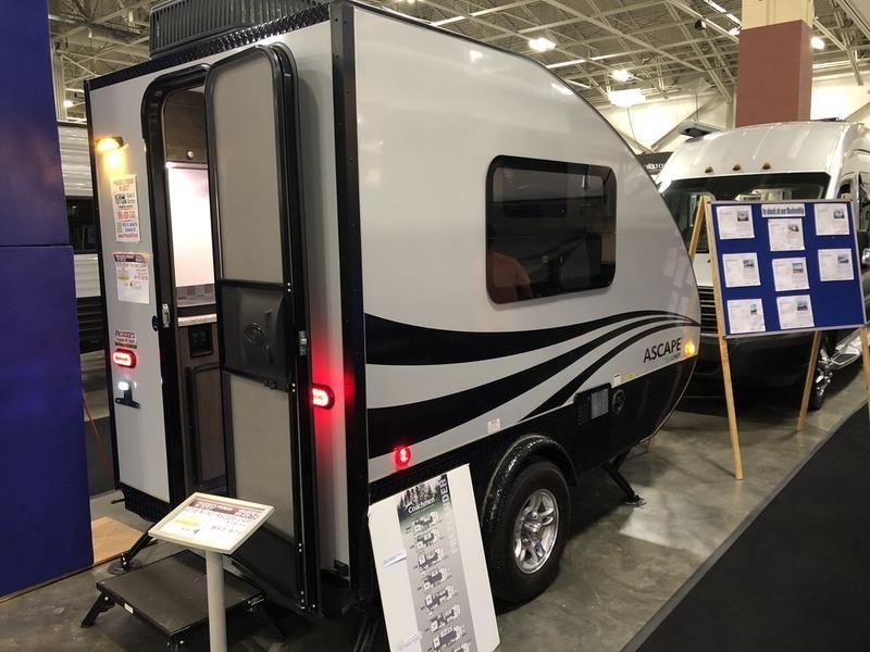 2019 Aliner Ascape Camp   Prosser RV   Rv trader, Rvs for ...