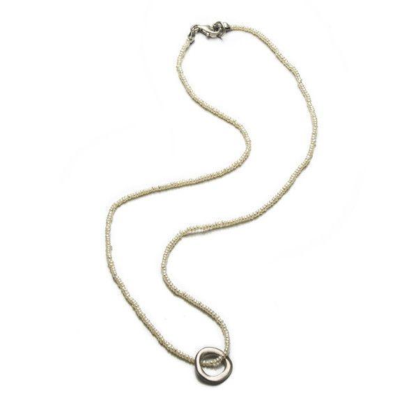 Pablo simple necklace   Eles Designs