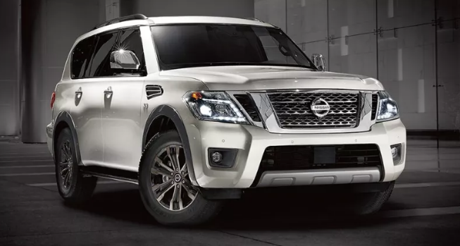 2020 Nissan Armada Platinum Interior Review Price The