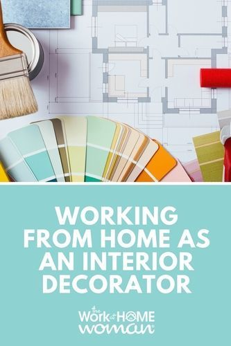 Working from home as an interior decorator my ideas pinterest jobs and work also rh
