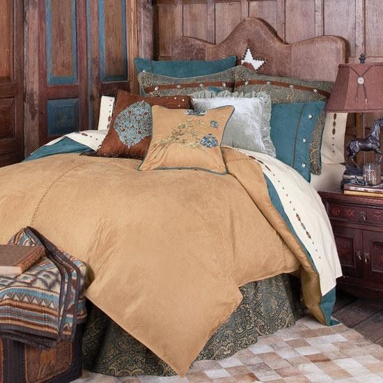 Bella Vista Bedding Collection Rods Western Wear Home Bedroom Home Ranch House Decor