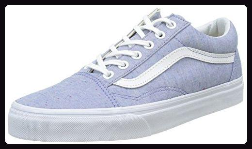 vans damen sneaker blau