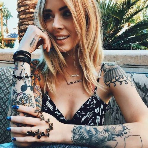 tattoos missina