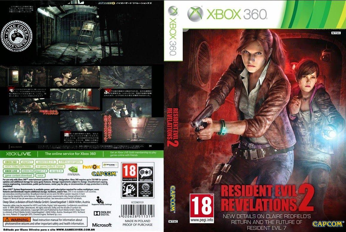 Resident Evil Revelations Xbox 360 | Games i play | Pinterest