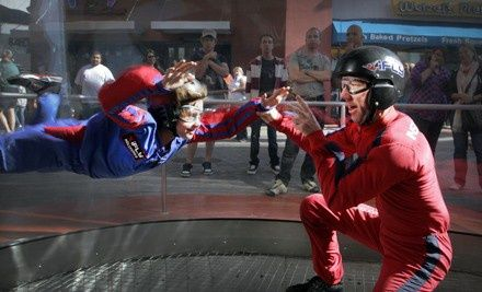 iFLY SF Bay | Things to do | Indoor skydiving, Skydiving
