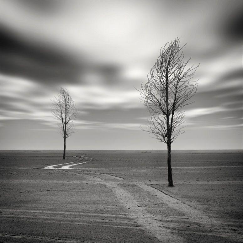 Minimal landscape minimalism