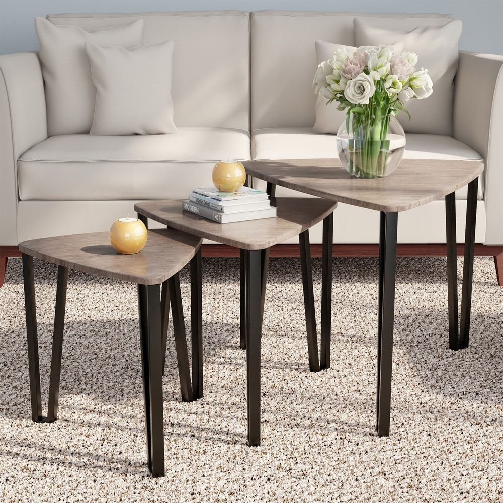 Overstock Com Online Shopping Bedding Furniture Electronics Jewelry Clothing More Living Room Coffee Table Wood Nesting Tables Nesting Accent Tables [ 1000 x 1000 Pixel ]