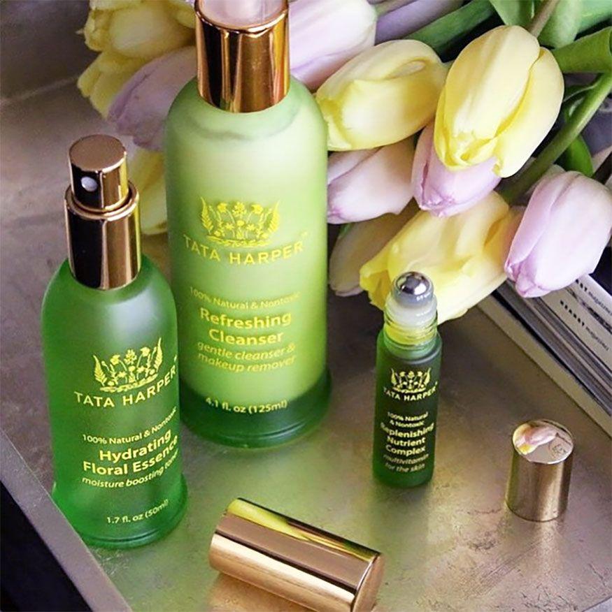 Tata Harper S Secret To Great Skin Control How You Age By Ivanka Tata Harper Tata Harper Skincare Beauty Skin Care