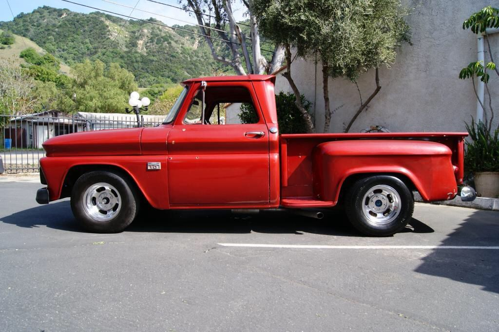 65 Chevy Truck Stepside