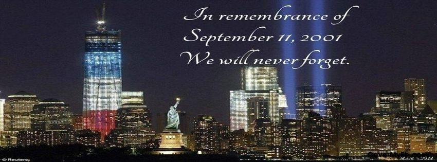 In Memory Of 9 11 Fall Facebook Cover Photos Fall Facebook Cover Facebook Cover Images