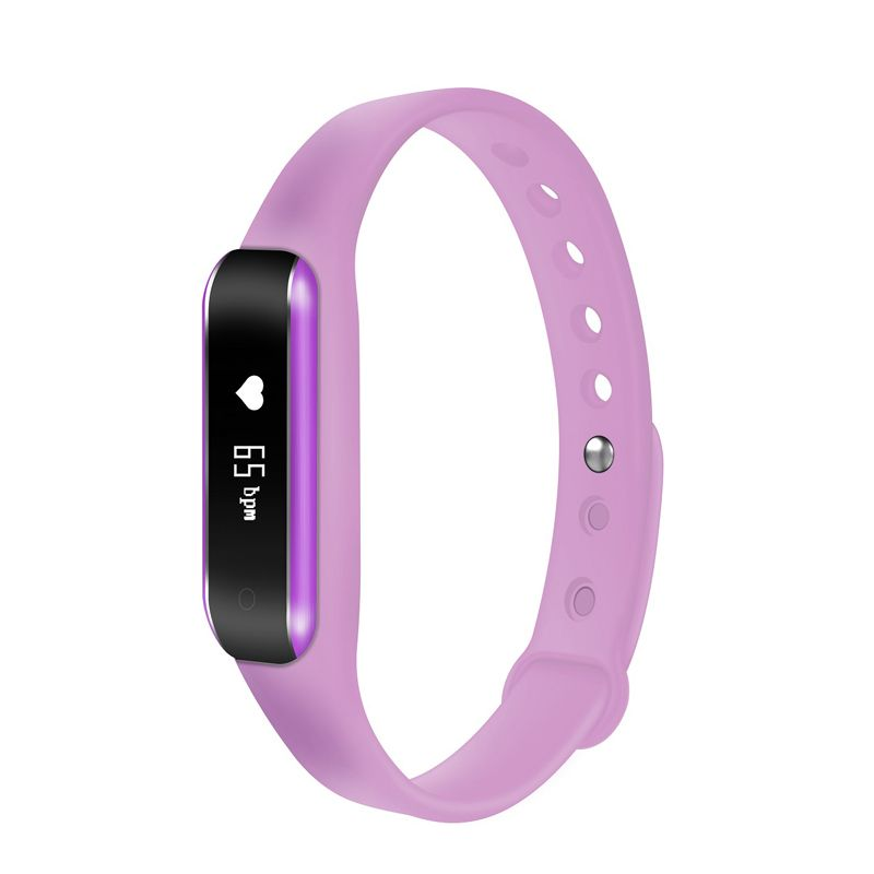 Find More Smart Wristbands Information about Original C6B Smart Bracelet IP65 Waterproof Bluetooth4.0 Heart Rate Monitor Sleep Monitor Calories Wristband for iOS Android ,High Quality wristband phone,China wristband paper Suppliers, Cheap wristband drive from BTL Store on Aliexpress.com