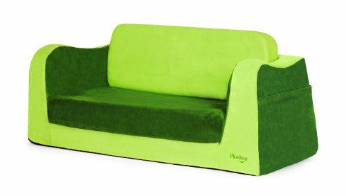 P`kolino Little Sofa / Sleeper - Green
