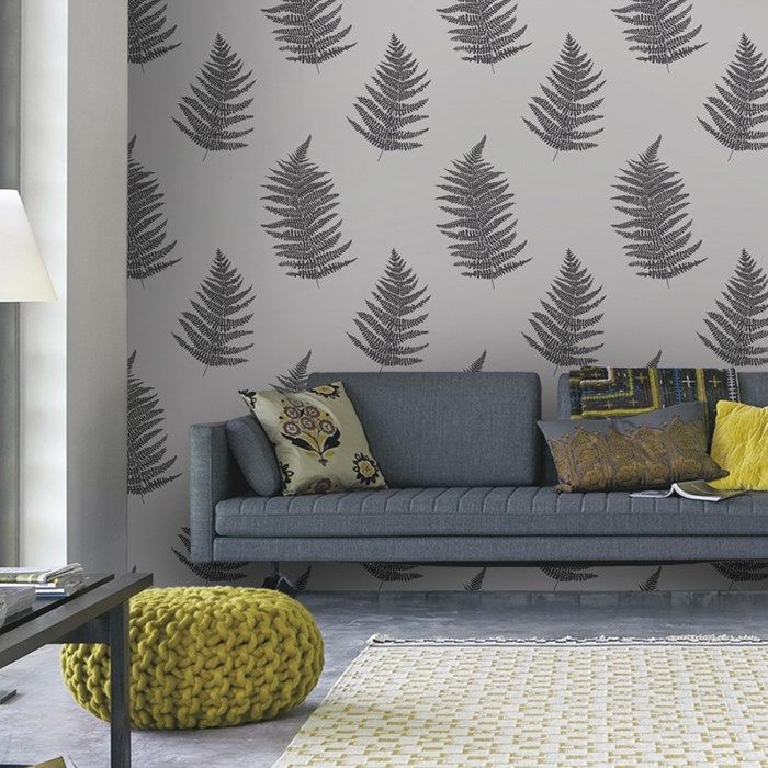 Verdant Taupe Wallpaper Leaf Wall Coverings By Graham Brown Home Wallpaper Brown Wallpaper Luxury Wallpaper Buy wallpaper online cheap