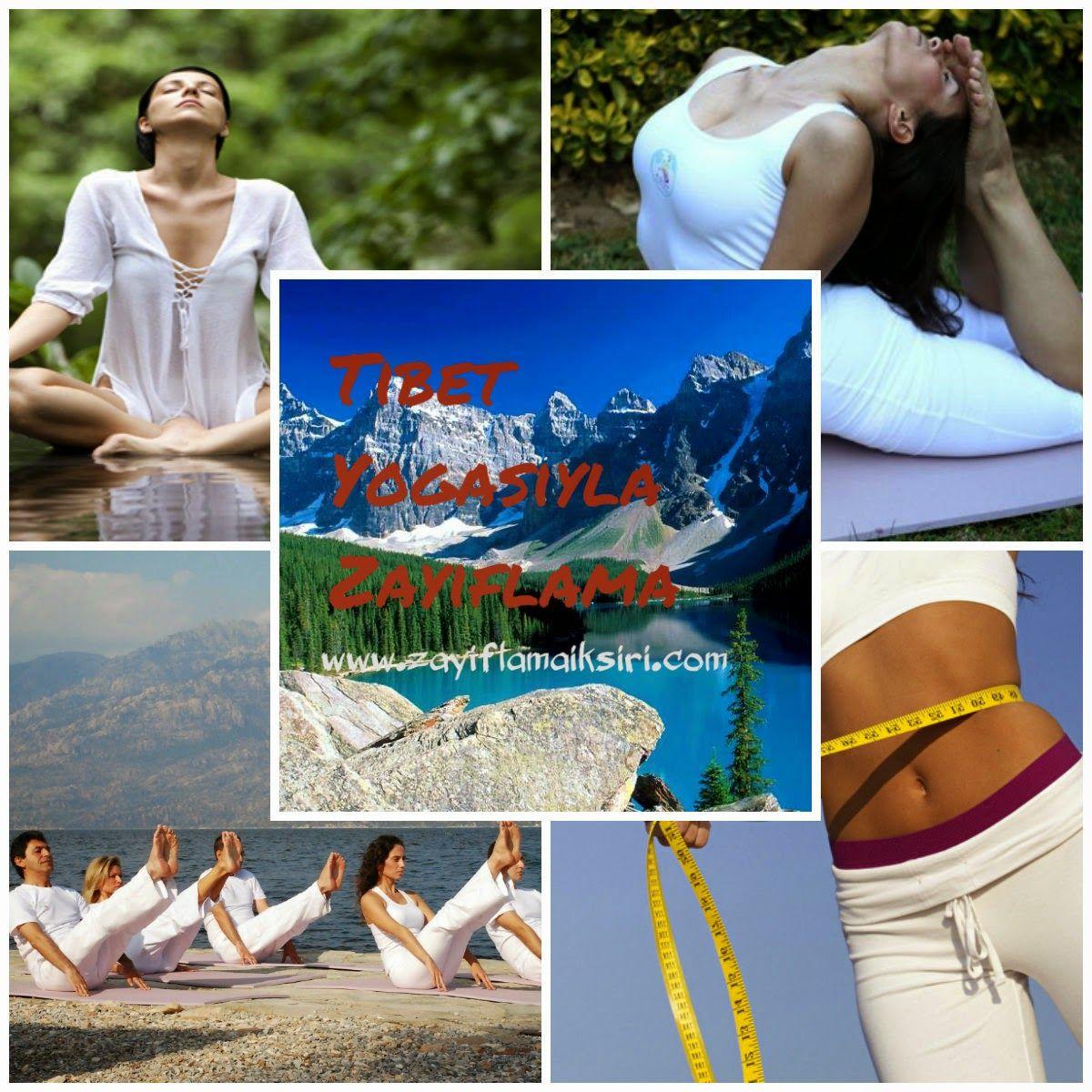 Tibet Yogası Zayıflatıyor mu