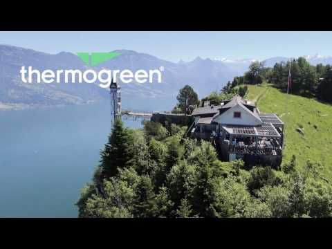 Bürgenstock Restaurant Hammetschwand - Thermogreen