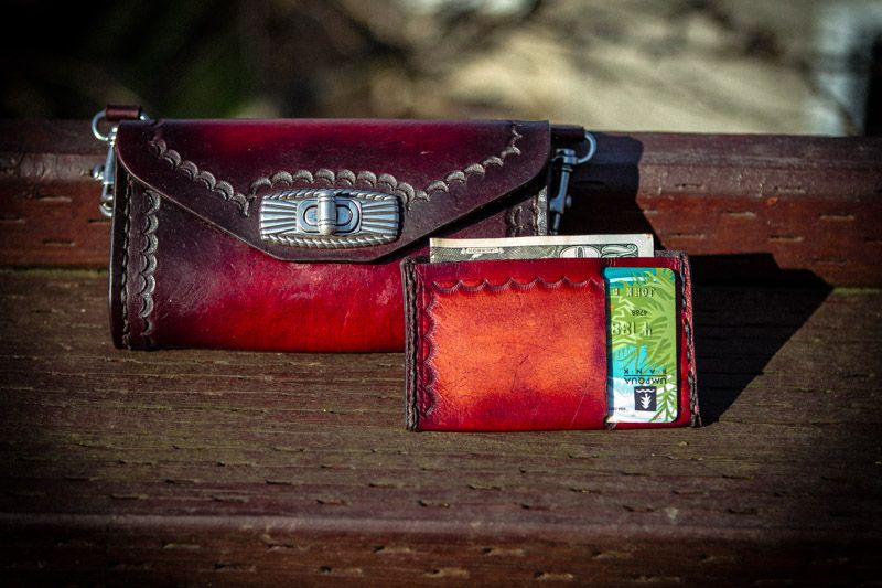 Cassie purse and card wallet