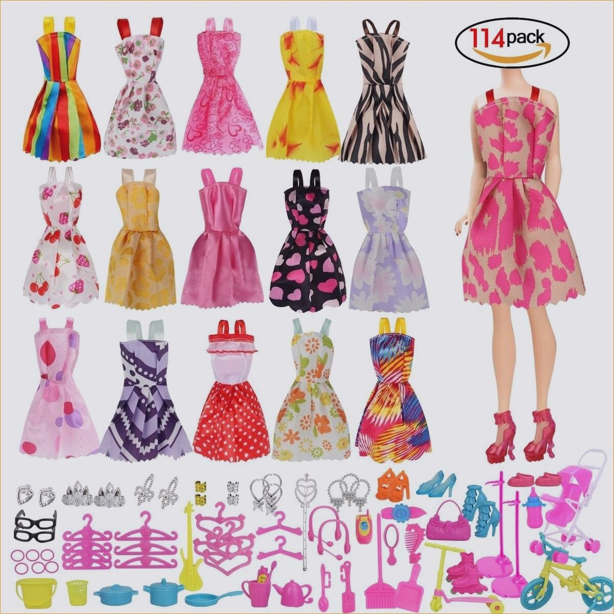cartamodelli vestiti bambole gratis da