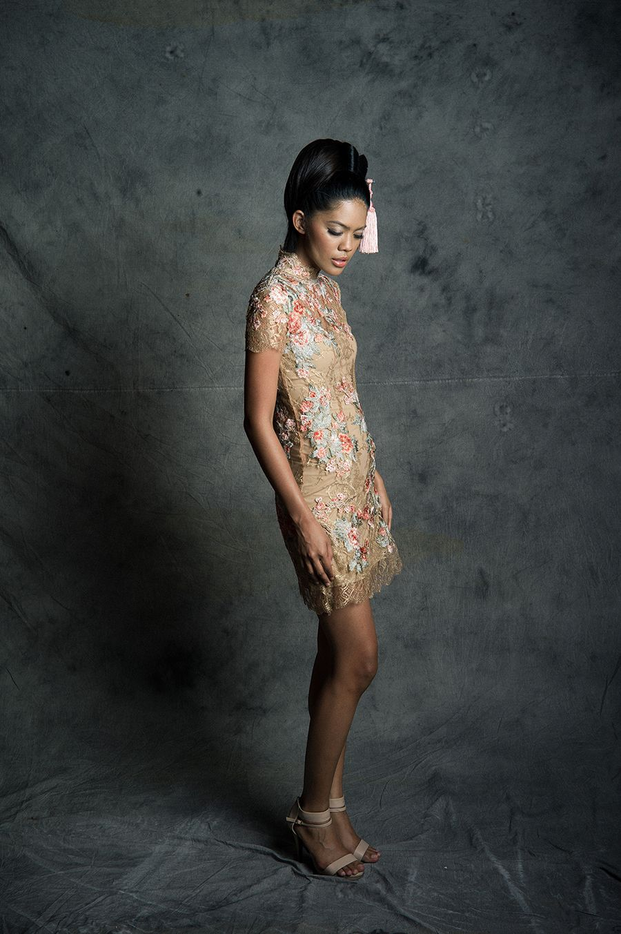 Ok wedding gallery the beauty dress of cheongsam 2013 - East Meets West Light And Airy Wedding Dresses From Cinobi With An Asian Touch