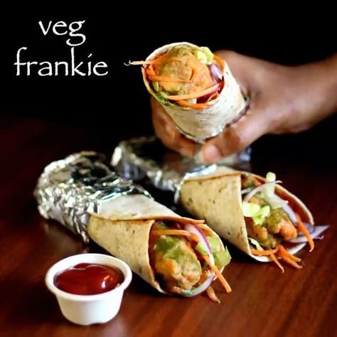 1 073 likes 19 comments hebbar s kitchen hebbars kitchen on instagram veg frankie recipe on hebbar s kitchen dinner recipes id=37433