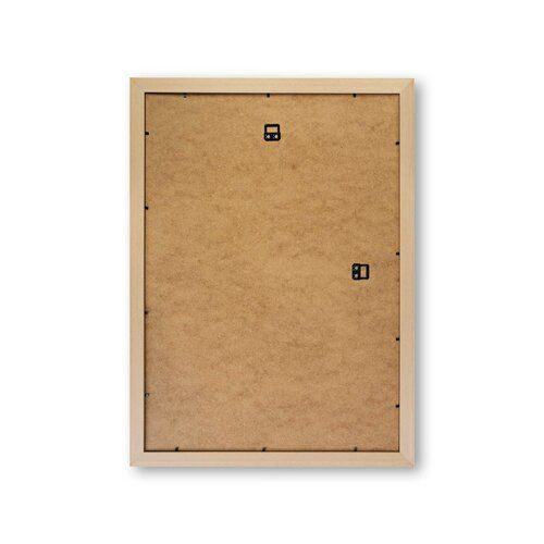 Photo of Gerahmter Kunstdruck Beauties of The East East Urban Home Größe: 63 cm H x 45 cm B, Rahmenart: Eiche