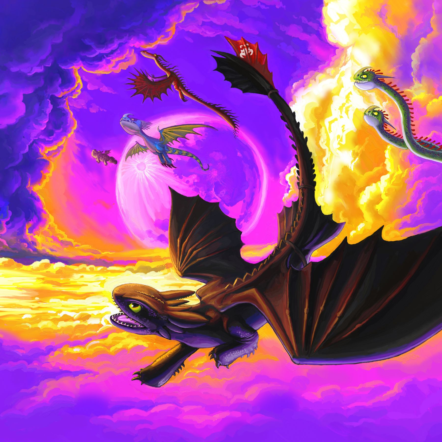 How to train your dragon hookfang monstrous nightmare skrill how to train your dragon hookfang monstrous nightmare skrill belch barf ccuart Choice Image