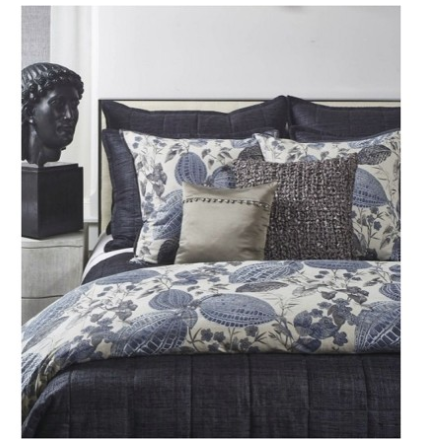 Ann Gish Nature Blue Bed Linens Luxury Bed Linen Sets Bed