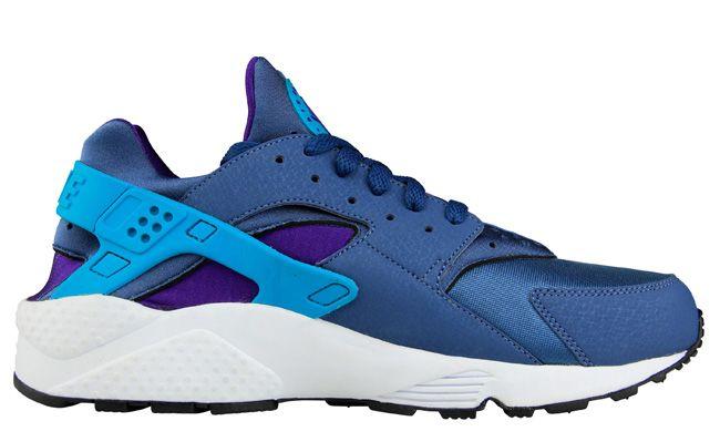 new blue huaraches