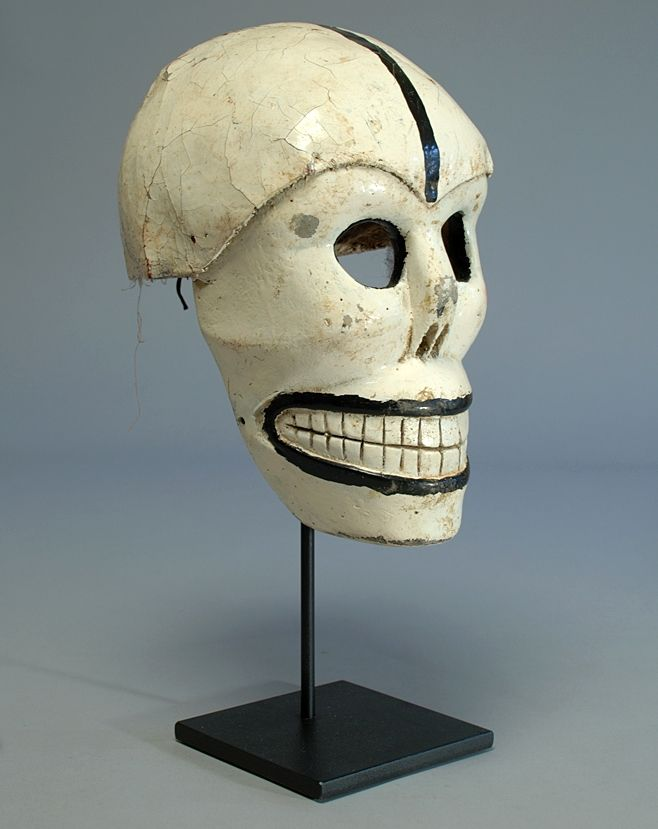 Muerte / Death Mask | Colonial Arts
