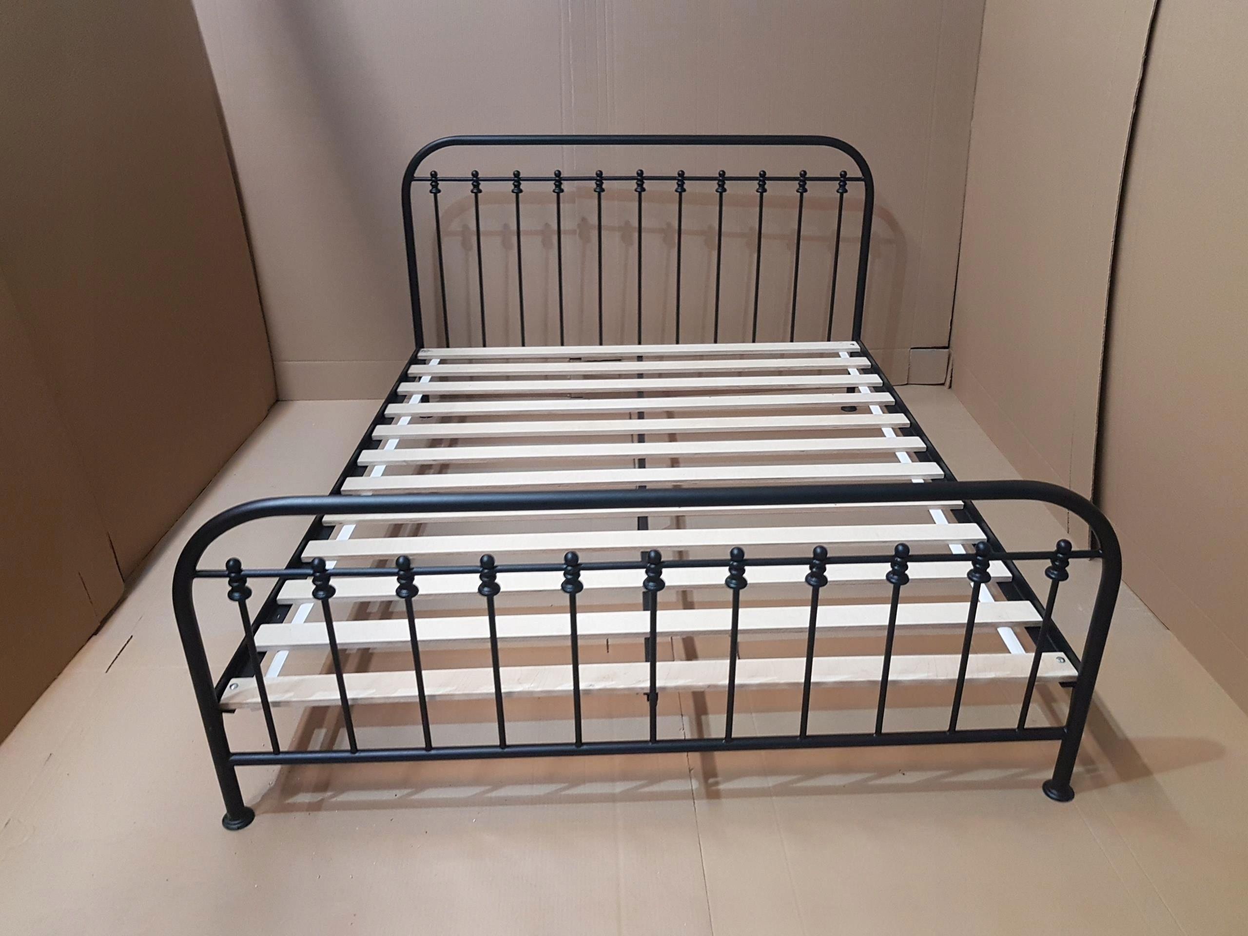 łóżko Metalowe Weroni Wysoki Nóżki Fi 32 160x200 In 2019