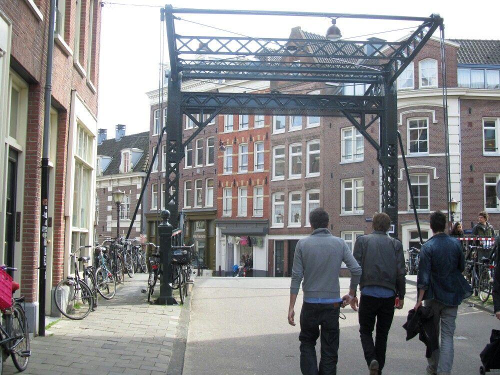Willemstraat Lijnbaansgracht Marnixstraat