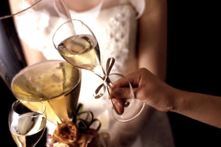 Big!祝杯!「シャンパンで乾杯」