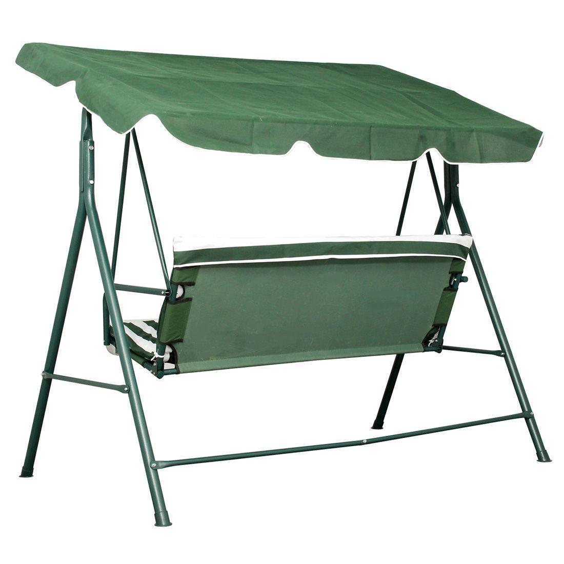 Fabulous Hot Sale Garden Patio Metal Swing Chair Seat 3 Seater Creativecarmelina Interior Chair Design Creativecarmelinacom