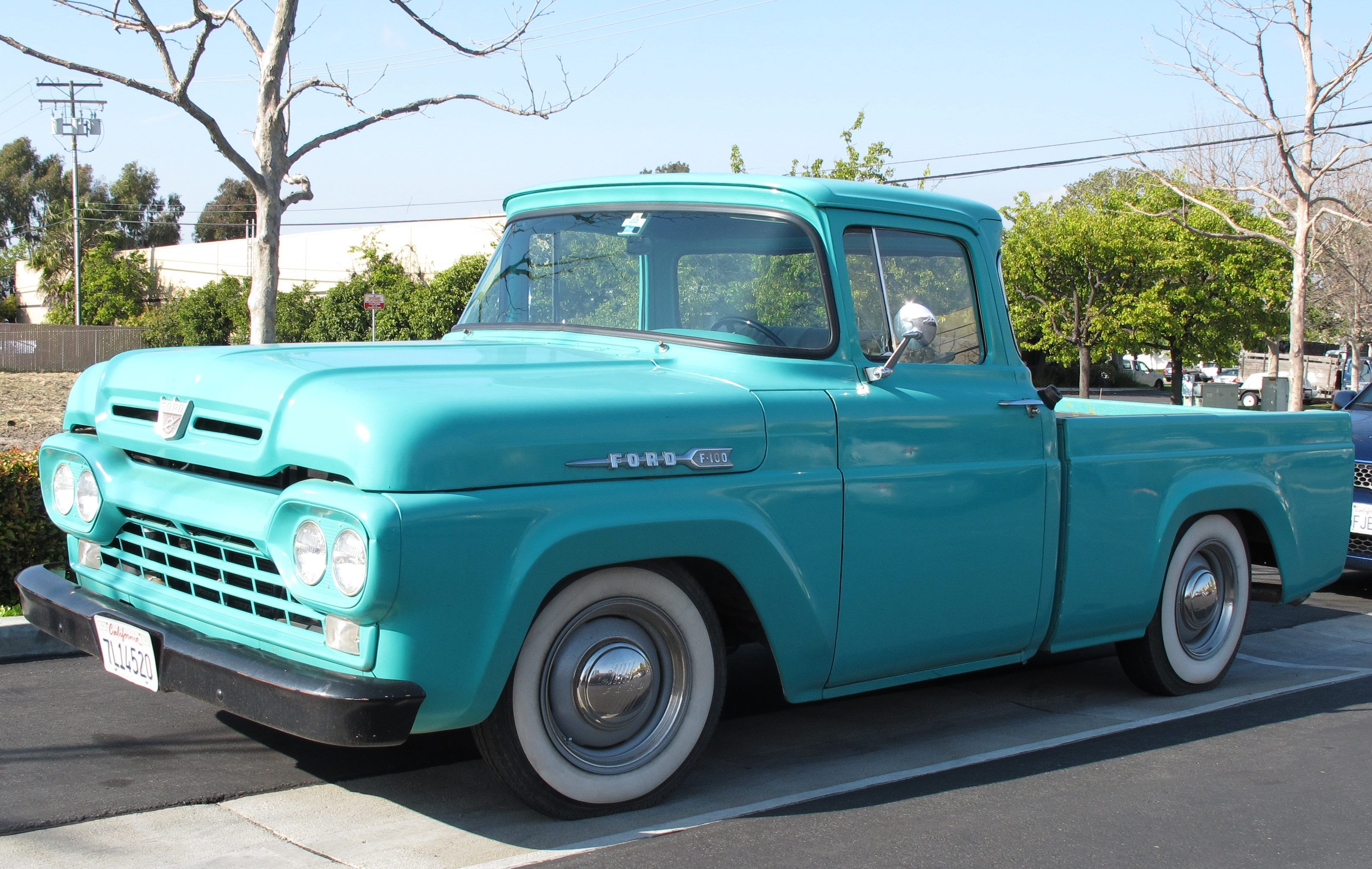 Top Options of Ford Classic Trucks Available - Amarz Auto   My ...